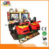 Máquina de juego comercial el competir con de coche de la India de la diversión de interior de fichas de la arcada del precio bajo