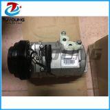 10s17c compresor de aire acondicionado auto BMW X5 E53 3.0 01' 64526921650 5pk 110mm