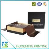 Boîte à chocolat en carton cadeau de luxe pour invitation de mariage