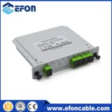 Gpon 1 4 Fiber Optic Splitter, OEM 1X2 PLC Fibre Optique Splitter Box, 4 Way 144 Core Splitter
