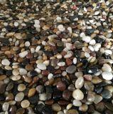 Alta qualità pietra rossa/nero/bianca del ciottolo