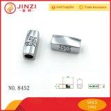 Jóias de liga de zinco personalizados Cordões com o logotipo da marca
