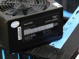 Beschichtende schwarze 300W ATX Schaltung PC Stromversorgung mit 12cm dem Kühlventilator