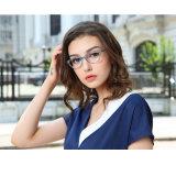 Manera al por mayor Eyewear del marco del acetato de los vidrios de las lentes