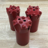 outil à pastilles conique d'extrémité supérieure de 40mm pour Quaary