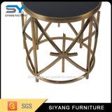 Console de aço inoxidável de Singapura mesa lateral da mesa para venda