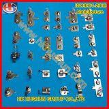 건전지 접촉, 양극 및 음극선 Sring 전자 접촉 (HS-BA-013)