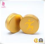 Tarro poner crema modificado para requisitos particulares de los cosméticos vacíos de la fábrica de China