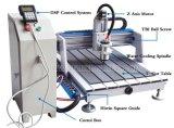 Enrutador de gravador CNC 3D de alta eficiência 0609 para madeira