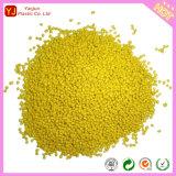 Masterbatches giallo per le resine del polipropilene