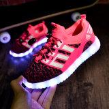 ドバイの再充電可能な靴LEDライトのすべての靴を卸し売りしなさい