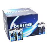 voor Alkalische Batterij van de Duur 6lr61 van het Alarm van de Rook de Lange 9V