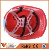 중국 아BS 안전 헬멧 모자 턱끈 & 모자 안쪽 땀받이 안전 헬멧 제조자