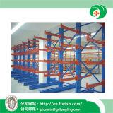 Almacenamiento de metal en voladizo de rack para almacén con aprobación CE