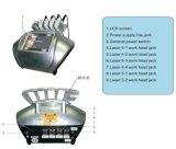 Máquina profesional del laser de Beco Lipo de la belleza de Lingmei Ls651 para el uso casero