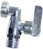 Faucet высокого качества, латунный шариковый клапан (международная аттестация)