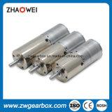 Mini 12V motore ad ingranaggi di CC 20rpm con la scatola ingranaggi