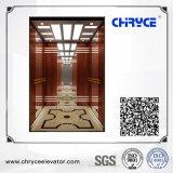 Levage de luxe LMR d'ascenseur de passager de décoration