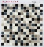 Mosaico de cristal gris de la mezcla del mosaico para la piscina barato