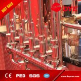 1000L高品質ビール銅は蒸留酒製造所装置を静める