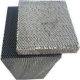 Noyau en nid d'abeille en aluminium élargi utilisé pour remplir les portes (612)