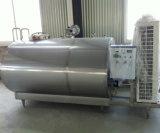 위생 스테인리스 신선한 우유 냉각 저장 탱크