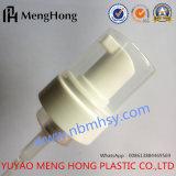 Pompe en plastique de mousse de bouteille d'épierreuse blanche spéciale de peau