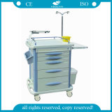 Chariot médical de chariot de soins infirmiers Nouveau matériel (AG-ET007B3)