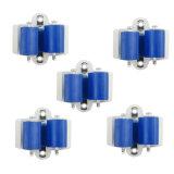 общецелевые крюки 5PC с пластичными зажимами