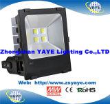 Yaye 18の上販売法最も新しいデザイン10With20With30With50With60With70With80With90With100W LEDトンネルライト/LED洪水ライト