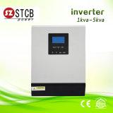 Инвертор 4kVA 48V 230V обязанности 60A AC 50A солнечный гибридный