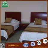 Black Solid Wood Hotel mobiliário para dormir mobiliário do hotel
