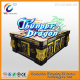 2017 Igs simulador Video Game Fish dispara máquina Thunder Dragon