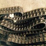 Pista de goma 150*72*33 para el excavador de Kubota