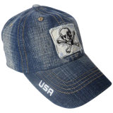 Славный помытый шлем папаа джинсыов с логосом Gjjs12