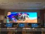 Visualizzazione di LED dell'interno locativa dello schermo P5 del LED