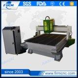 Máquina de grabado de madera del CNC del PVC del MDF de la puerta de madera