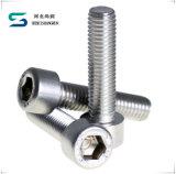 Grado 4.8 di alta qualità DIN933 DIN931 8.8 bulloni Hex placcati zinco del acciaio al carbonio/bullone di esagono