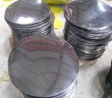 La qualité a laminé à froid le cercle matériel d'acier inoxydable de 201 AODs