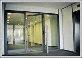 Vidro de vidro da parede de cortina/oco isolado/vidro vitrificado dobro