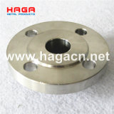 ANSI DIN acier inoxydable forgé Casting Slip-on Pipe Flange