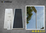 Luz de rua solar completa do painel 80W de Solarworld para o preço de fábrica