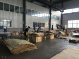 100% libre de formaldehído placa laminada de madera contrachapada de melamina ignífuga