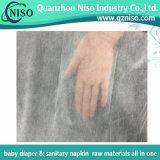 Folha de cobertura não tecida macia para matérias-primas de tecido com Ce (HY-011)