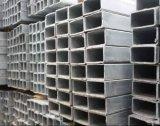 50X100mm Vor-Galvanisierten rechteckiges quadratisches Gefäß/Stahlrohr