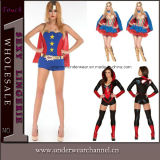 Role-Playing Cosplay Carnival Halloween Sexy Super Hero Adult Costume (TENN89115)