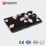 スロット穿孔器F08チップPVC RFIDスマートな会員証