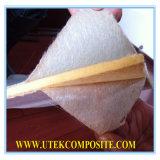 100GSMヘッドライナーのためのガラス繊維によって切り刻まれる繊維のマット