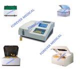 Portable Plein Hôpital Auto semi auto clinique Analyseur de chimie