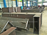Изготовление металла для мастерской стальной структуры, пакгауза, высокого здания подъема